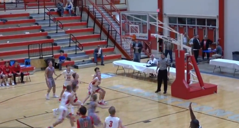 Wildcats Slow Start Spoils Spencer Pergrem's Big Night in Loss at Boyd County