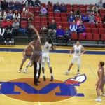 Wildcats Overmatched at Montgomery County 82-59