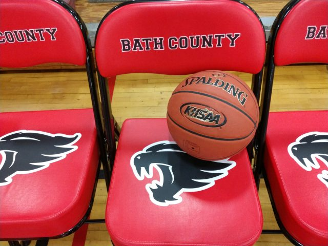 Bath County vs. Fleming County Tonight in the 61st District Boys Basketball Tournament