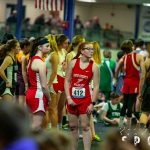 Girls Varsity Track 2019 Indoor Season