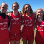 TRACKCATS Open at 'Battle of the Borders'