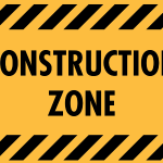 Construction Areas Closed at High School