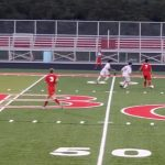 Boys Soccer Rolls to 2-1 Win over Russell