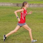 Isabella Copher Wins Powell County All-Comers Cross Country Meet