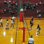 Volleyball Cats Sweep Menifee Co