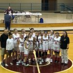 Bath County Middle School Lady Cats are OVC Champs!