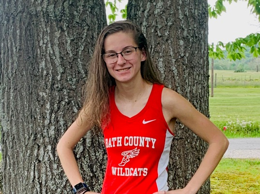 Copher named Midway/KHSAA Track Athlete of the Year