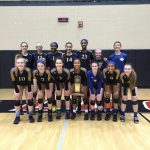 Volleyball wins 11th Region Title