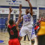 Henry Clay Senior High School Boys Varsity Basketball beat Paul Laurence Dunbar  66-63