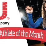 Jessica Sunnenberg Named KU Scholarship Athlete of the Month