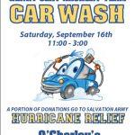 HCHS Archery Fundraiser for Hurricane Relief