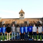 Henry Clay Boys Basketball Visits Darley Horse Farm