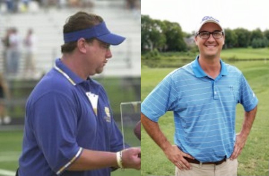 Coach of the Month – Jarred Baugh – Boys Golf & Alumni of the Month – Charles Atinay – College Soccer – Indiana University- Class of 1987