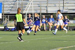 Girls Soccer vs LCA