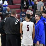 Boys Basketball vs Tates Creek