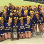 Henry Clay cheer squad a runner-up in state championships