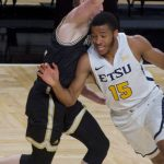 Isaiah Tisdale Named Alumni Athlete of the Month
