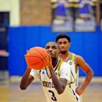 Marques Warrick Joins 1,000 Point Club