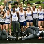 Boys Finish Second in City Track Championships; Girls Fifth