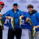 Bass Fishing Teams Finish Strong in State Tournament
