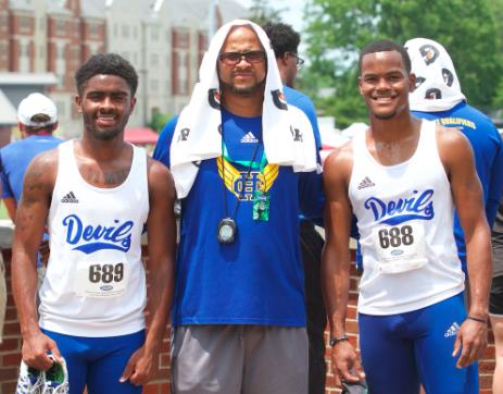Langston Jackson & Ramond Jackson Win Multiple KHSAA State Track Championships
