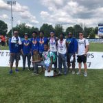 Boys Finish 4th; Girls 13th at State Track Championships