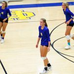 Volleyball Coach Grupe Wins 600th Game at HC