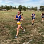 Boys Cross Country 4th, Girls 6th in Woodford County Meet