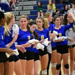 Volleyball - Sacred Heart @ Henry Clay varsity, 20190926