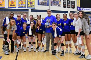 Volleyball – Sacred Heart @ Henry Clay varsity, 20190926