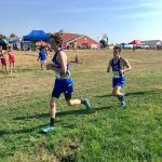 Cross Country: Boys 4th, Girls 6th at West Jessamine Invitational