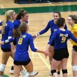 Volleyball Advances to District Finals