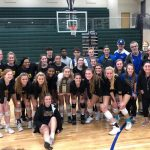 Volleyball Wins District Tourney, Advances to Regionals