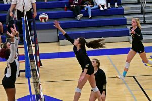 Volleyball 11th Region – Henry Clay & Tates Creek, 20191028