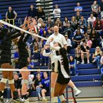 Volleyball in 11th Regional Finals Wednesday vs. Dunbar