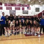 Volleyball Wins Region; Advances to State Tournament After Defeating Dunbar