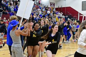Volleyball 11th Region Championship Henry Clay & Dunbar, 20191030