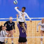 Kaitlyn Hord, HC Volleyball Alum, Named Collegiate All-American
