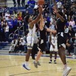Boys Varsity Basketball beats Frederick Douglass 79 – 68