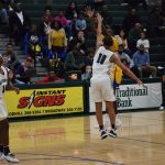 Boys Varsity Basketball beats Bryan Station 56 – 55