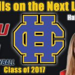 Devils on the Next Level– Hallie Shelton