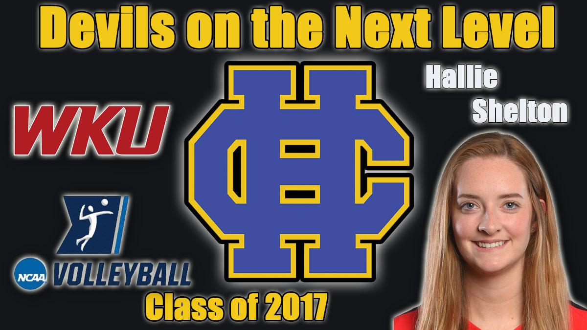 Devils on the Next Level– Hallie Shelton