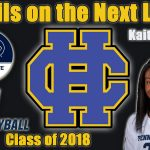 Two-Time All-American Kaitlyn Hord is A Devil On The Next Level!