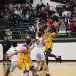 Boys Varsity Basketball beats Louisville Trinity