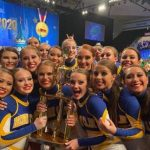 Dance Team Finishes Top 15 in the Nation!
