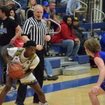 Henry Clay Blue Devils prevail in District Match up defeating the Scott Co. Cardinals