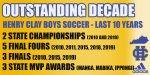 Henry Clay Boys Soccer to Play @FDHS