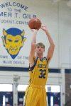 Athlete of the Month – Harrison Lynch – Basketball – Senior
