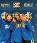 Van McKinley and UK Swim and Dive Win SEC Title