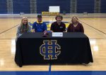 Henry Mitcham Signs with EKU